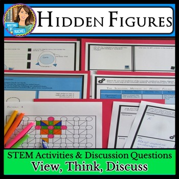 Hidden Figures (2016) Movie: STEM  Activities and Discussion Questions