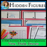 Hidden Figures Movie Guide: STEM  Activities and Discussio
