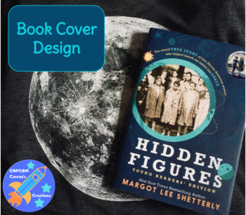 Hidden Figures Book Cover Design and Rubric