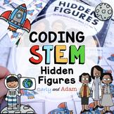 Hidden Figures Black History Month Coding STEM Activity