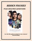 Hidden Figures-Film analysis questions