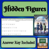 Hidden Figures - Math Movies - Activities - Middle School