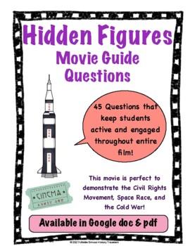 Hidden Figures Movie Guide Questions