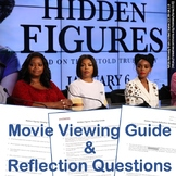 Hidden Figures Movie Guide & Reflection Questions