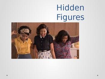 Hidden Figures Movie  Powerpoint