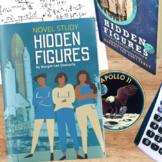 Hidden Figures Novel Study - Distance Learning