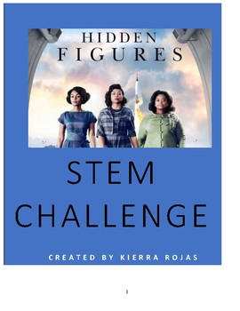 Hidden Figures STEM Challenge