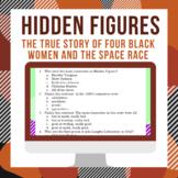 Hidden Figures The True Story of Four Black Women Reading