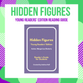 Hidden Figures Young Readers' Edition Reading Guide