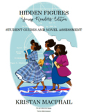 Hidden Figures Young Readers' Edition Student Guides and Assessment