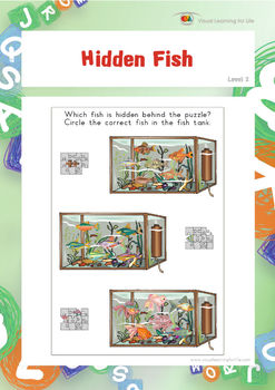Hidden Fish