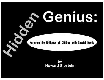 Hidden Genius: Nurturing the Brilliance of Children with Special Needs