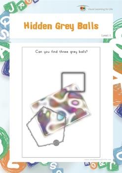 Hidden Grey Balls