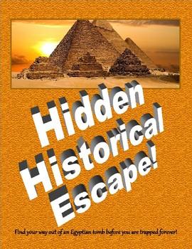 Hidden Historical Escape! - Egypt Edition