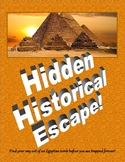 Hidden Historical Escape! - Egypt Edition