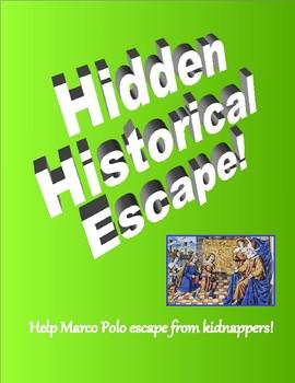 Hidden Historical Escape! Marco Polo Edition