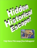 Hidden Historical Escape! Marco Polo Edition