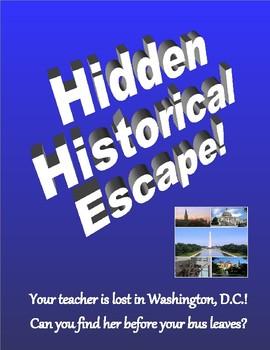 Hidden Historical Escape Washington, DC Edition