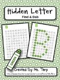 Hidden Letter A-Z