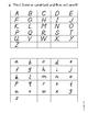 Hidden Letters--Upper/Lowercase