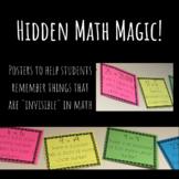 Hidden Math Magic