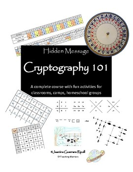 Hidden Message - Cryptography 101
