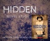 Hidden Novel Study