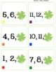 St. Patrick's Identifying Numbers Activity