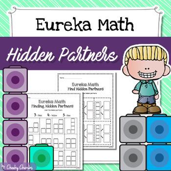 Hidden Partners Activities - Eureka Math (Module1)
