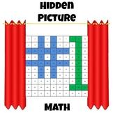 Hidden Picture Algebra - Evaluate Expressions - Math Fun!