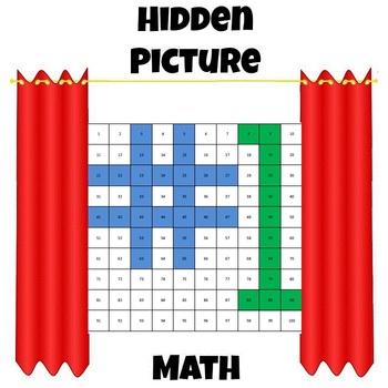 Hidden Picture Algebra Evaluate Expressions Math Fun By
