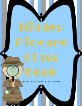 Hidden Picture Class Book: Early Grades Writing Project