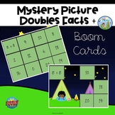 Mystery Picture Doubles Facts Addition
