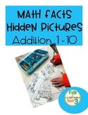 Hidden Picture Math Facts