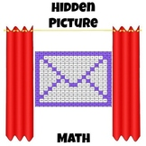 Hidden Picture Math - Order of Operations with Exponents - Math Fun!