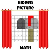 Hidden Picture Math - Percent of a Number - Math Fun!