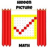Hidden Picture Math - Unit Rates - Math Fun!