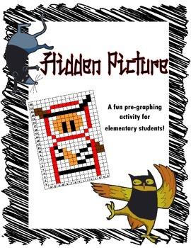 FREE   Hidden Picture - Ninja