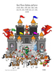 Articulation Activity: Hidden Pictures Castle and Knights