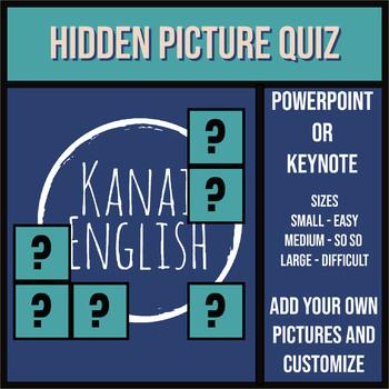 powerpoint quiz template teaching resources teachers pay teachers