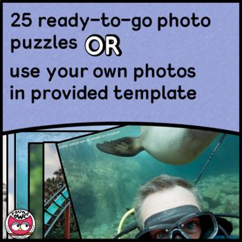 Hidden Pictures 3 - Quiz Board