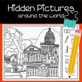 Hidden Pictures Around the World