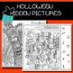 Hidden Pictures For Holloween