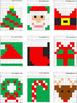 Hidden Pictures in a 100's Chart ~ Christmas, Hanukkah, Kwanzaa