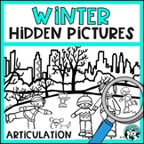 Hidden Pictures for Articulation