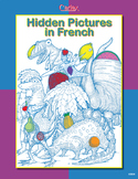Hidden Pictures for French - Digital Files