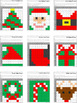 Hidden Pictures in a Graph ~ December Holidays {Christmas, Hanukkah, Kwanzaa}