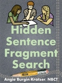 Hidden Sentence Fragment Search