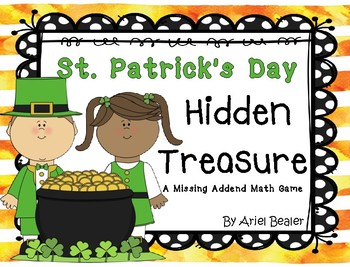 Hidden Treasure! A St. Patrick's Day Math Game