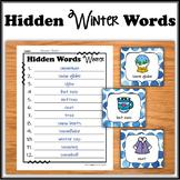 Hidden Words - Winter